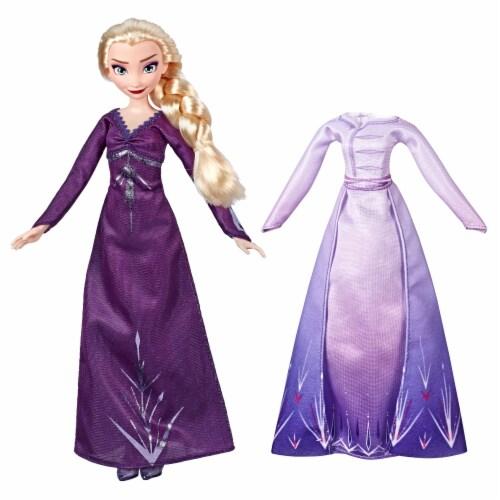 Hasbro Disney Frozen 2 Elsa Doll Perspective: front