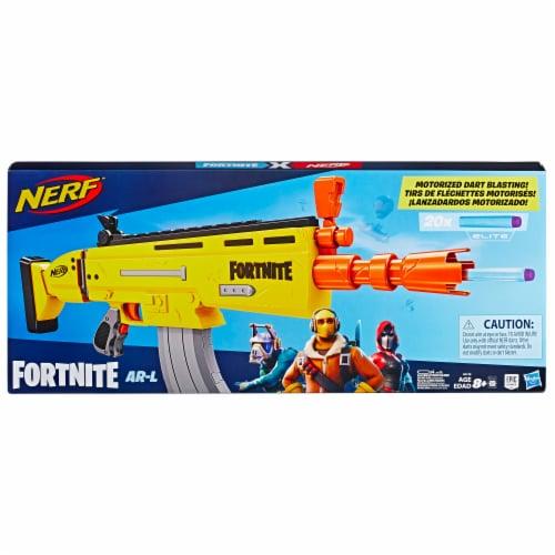 Nerf Fortnite AR-L Elite Dart Blaster Perspective: front