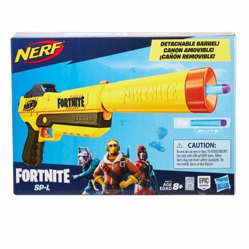 Nerf Fortnite SP-L Elite Dart Blaster Perspective: front
