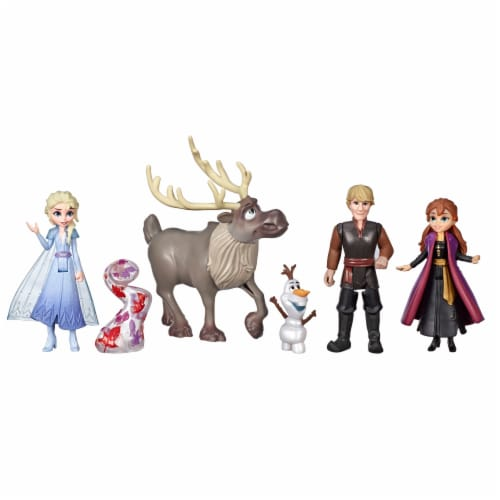 Hasbro Disney Frozen 2 Adventure Collection Multipack Perspective: front