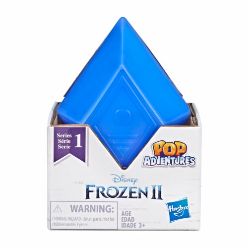 Hasbro Disney Frozen 2 Pop Adventures Series 1 Surprise Blind Box & Case Perspective: front