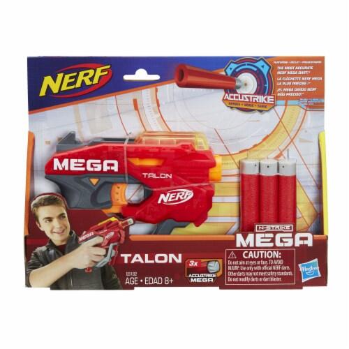 Nerf N-Strike Mega Talon Dart Blaster Perspective: front