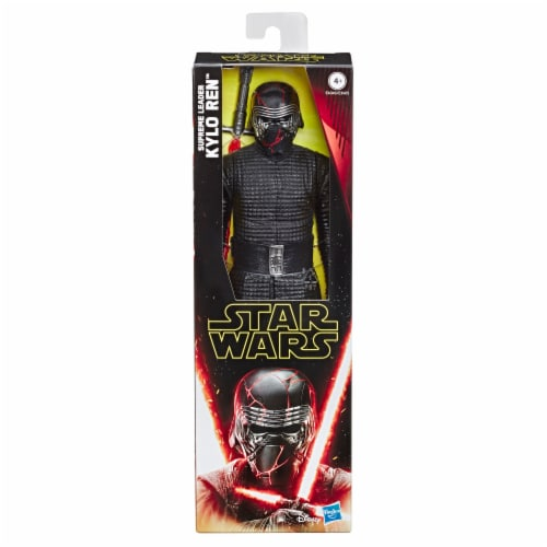 Hasbro Star Wars Hero Series Supreme Leader Kylo Ren Action Figure Perspective: front