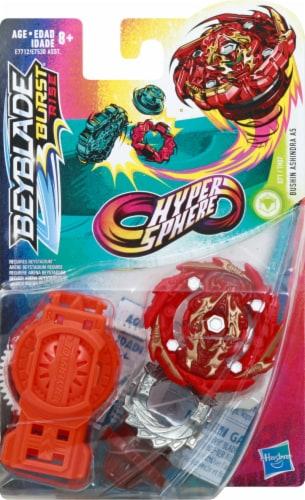 Hasbro Beyblade Burst Rise Hyper Sphere Bushin Ashindra A5 Starter Pack Perspective: front
