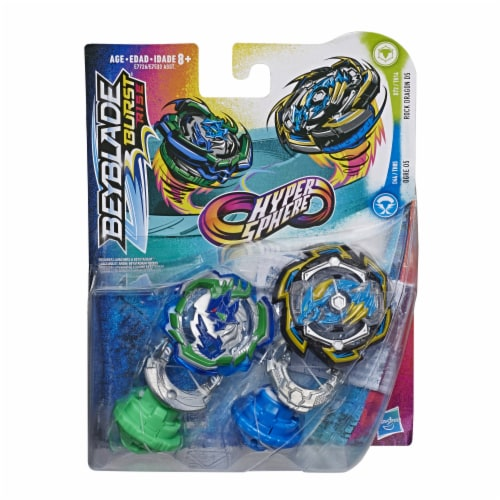 Hasbro Beyblade Burst Rise Hypersphere Playset - Assorted Perspective: front