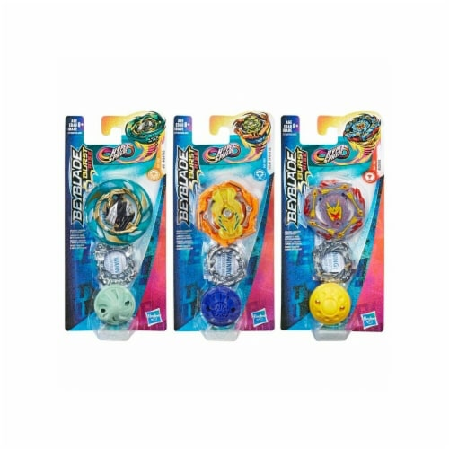 Hasbro Beyblade Burst-Hypersphere Single Pack Toys Assortment - 12 Piece Perspective: front