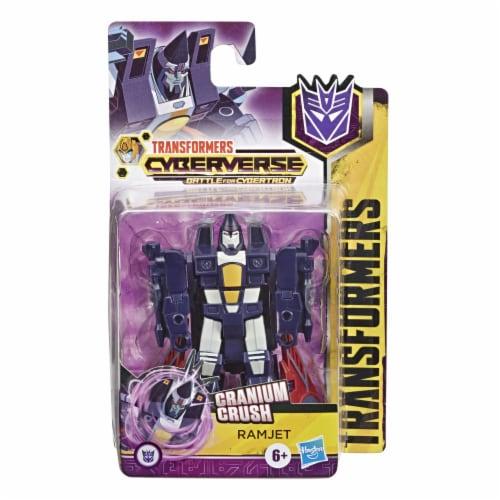 Hasbro Transformers Ramjet Cyberverse Adventures Action Figure Perspective: front