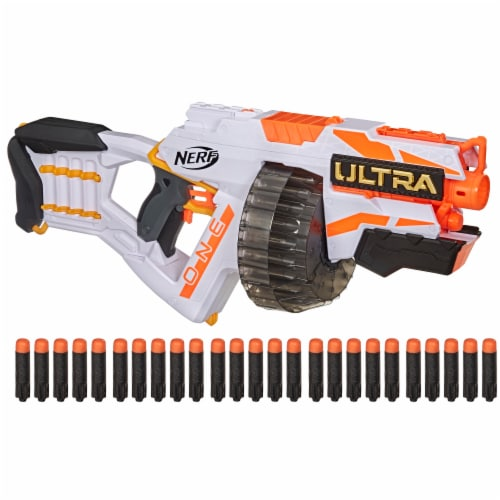 Nerf Ultra One Blaster Perspective: front