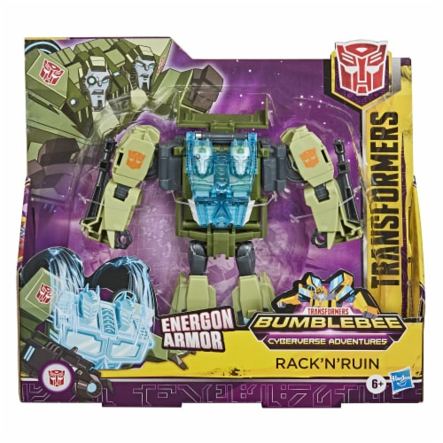 Hasbro Transformers Cyberverse Ultra Class Figure - Assorted Perspective: front