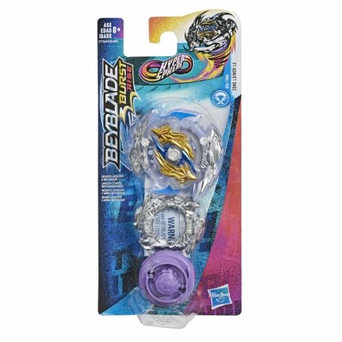 Hasbro Beyblade Burst Rise Hyper Sphere Zone Luinor L5 Starter Pack Perspective: front