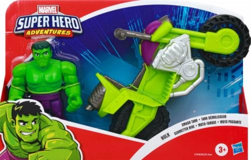 Hasbro Playskool Heroes Marvel Super Hero Adventures Figurine - Assorted Perspective: front