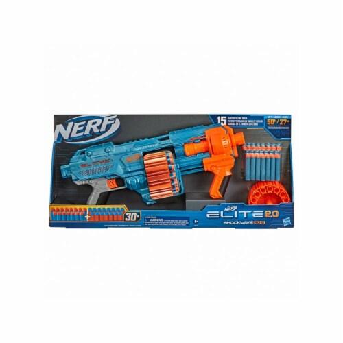 Hasbro HSBE9527 Nerf Elite 2.0 Shockwave RD 15 - 3 Toys Perspective: front