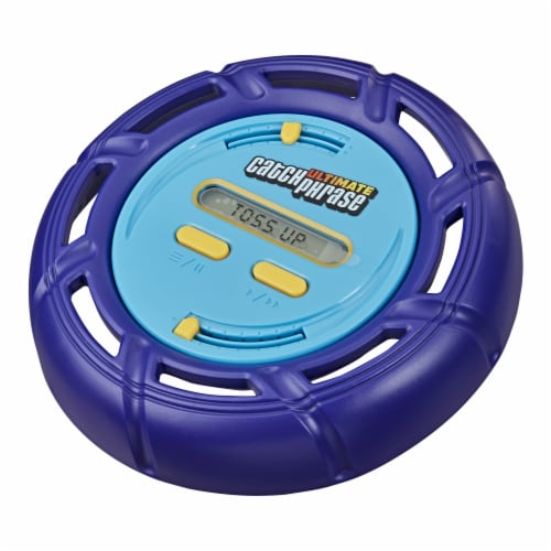 Hasbro Gaming Ultimate Catch Phrase Game Perspective: front