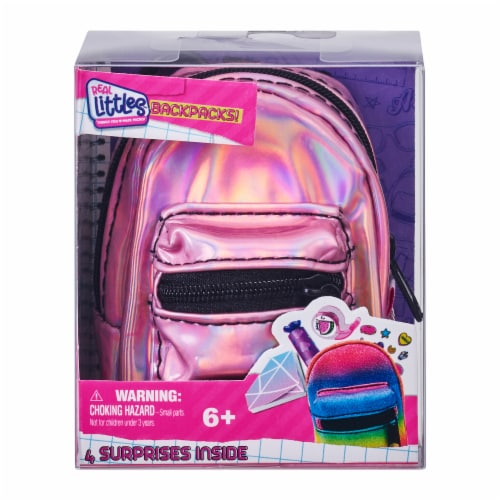Real Littles Backpack - Assorted Perspective: front