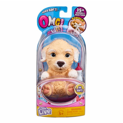 Little Live Pets Poodle Toy Perspective: front