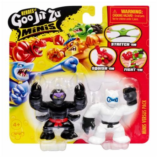 Moose Toys Heroes of Goo Jit Zu Minis Versus Pack - Assorted Perspective: front