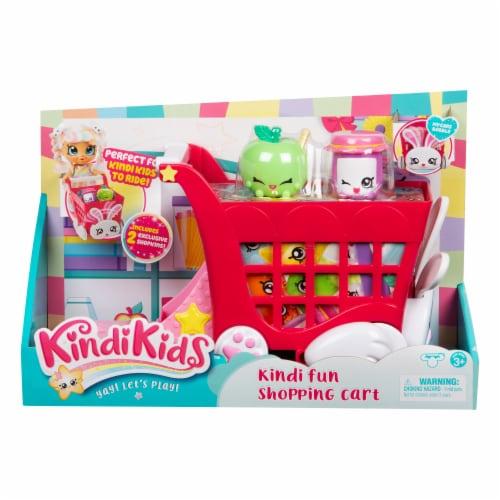 Kindi Kids Kindi Fun Shopping Cart Perspective: front