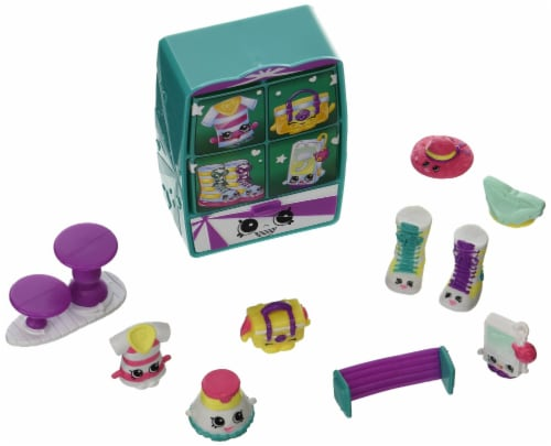 Shopkins Season 3 Fashion Spree Pack - Cool N' Casual Perspective: front