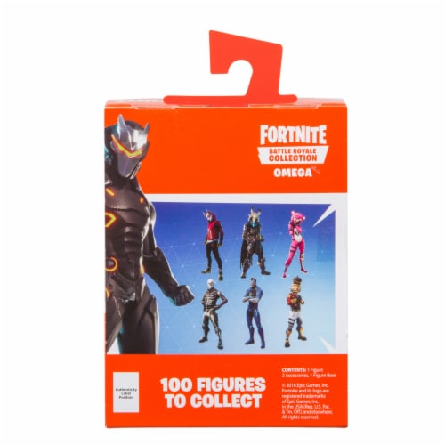 Fortnite Series 1 Battle Royale Collection Omega Blind Box Perspective: front