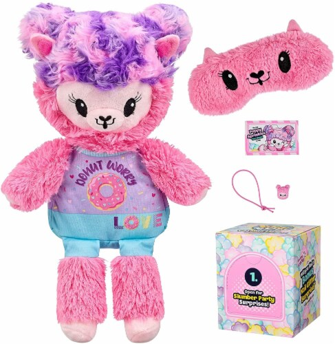 Moose Toys Pikmi Pop Pajama Llama - Poppy Perspective: front