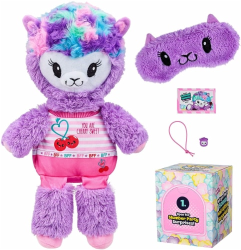 Moose Toys Pikmi Pops Pajama Llama - Gemmi Perspective: front