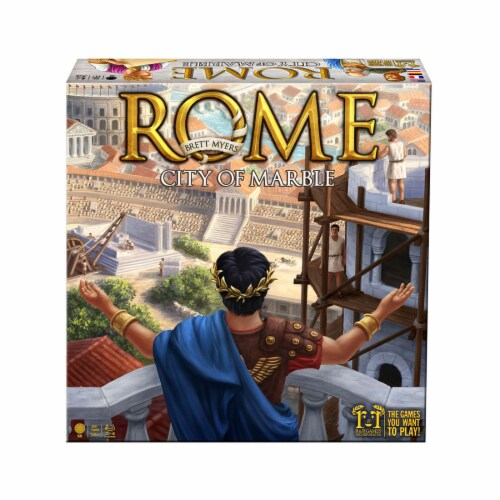 R&R Games Rome: City of Marble Game Perspective: front