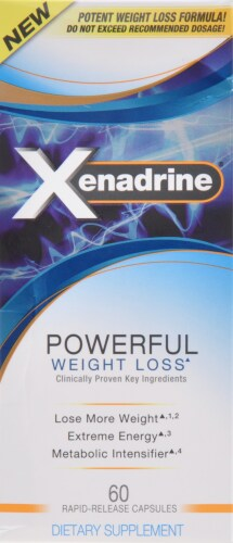 Kroger Xenadrine Ultra Weight Loss Aid
