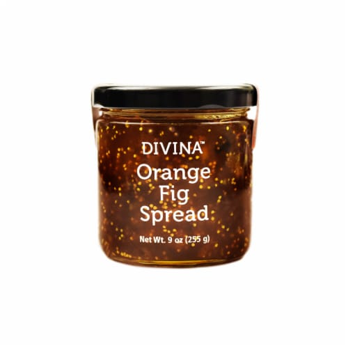 Divina Orange Fig Spread Perspective: front
