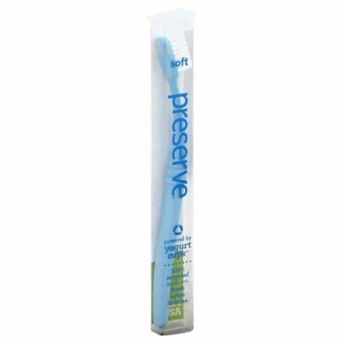 Preserve Soft Toothbrush Perspective: front