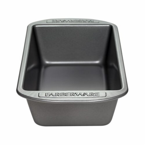Farberware 9 in. x 5 in. Loaf Pan Perspective: front