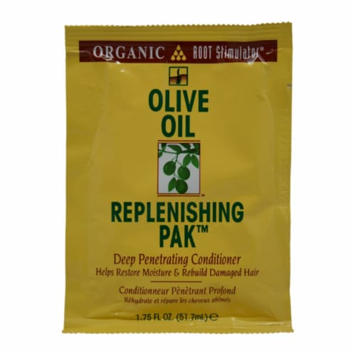 ORS Olive Oil Replenishing Pak Conditioner Perspective: front
