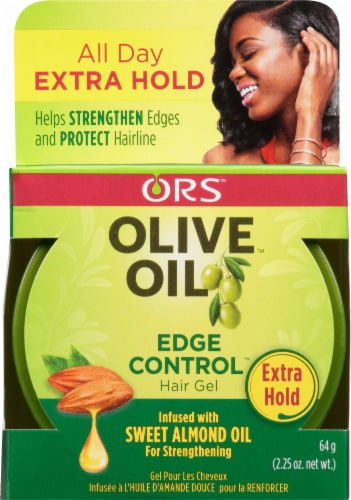 ORS Olive Oil Edge Control Perspective: front