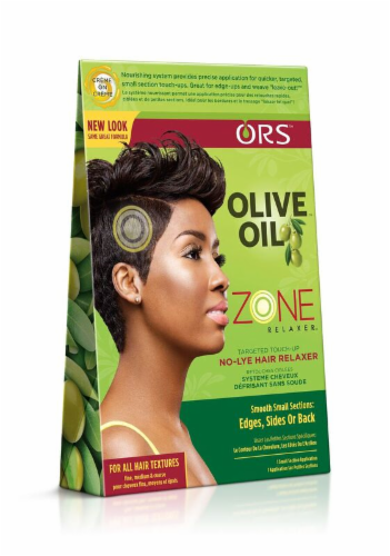 ORS Olive Oil Zone Relaxer Kit Perspective: front