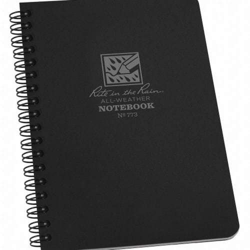 Rite in the Rain All Weather Notebook,Wirebound  773 Perspective: front