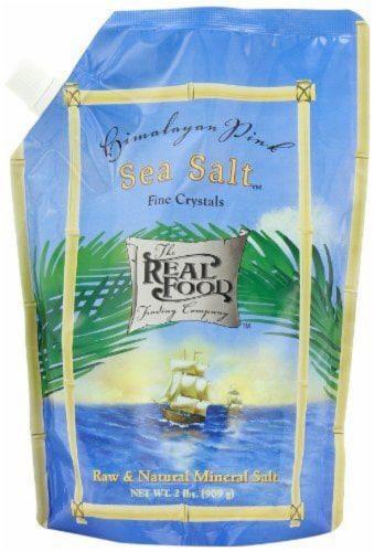 FunFresh Foods  Himalayan Pink Sea Salt™ Perspective: front