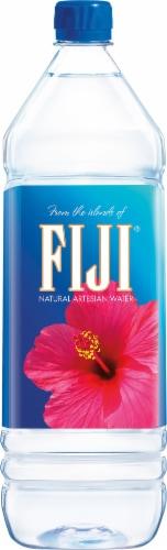 FIJI Natural Artesian Water Perspective: front