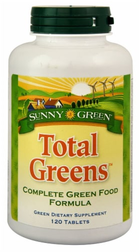 Sunny Green  Total Greens™ Perspective: front