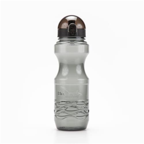 Bluewave Lifestyle Bullet BPA Free Sports Water Bottle, Graphite Grey - 20 oz Perspective: front
