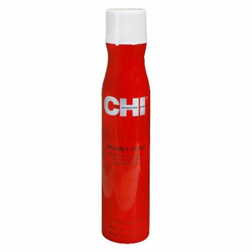 CHI Helmet Head Hair Spray Perspective: front