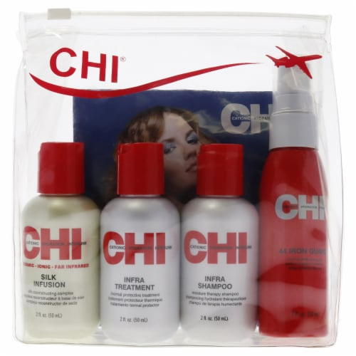 CHI Hair Care Travel Set Perspective: front
