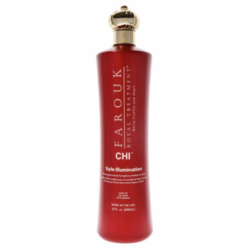 Royal Treatment Style Illumination Dressing Gel by CHI for Unisex - 32 oz Gel Perspective: front