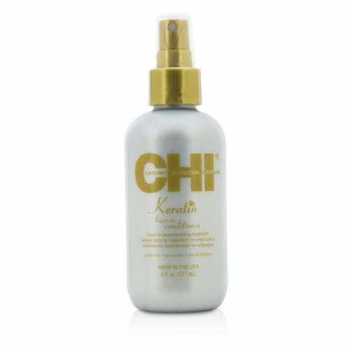 Keratin Leave-In Conditioner by CHI for Unisex - 6 oz Conditioner Perspective: front