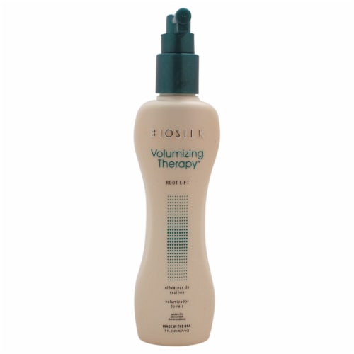 Biosilk Volumizing Therapy Root Lift Hairspray Perspective: front