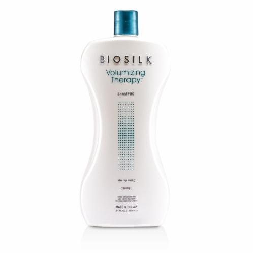 BioSilk Volumizing Therapy Shampoo 1006ml/34oz Perspective: front