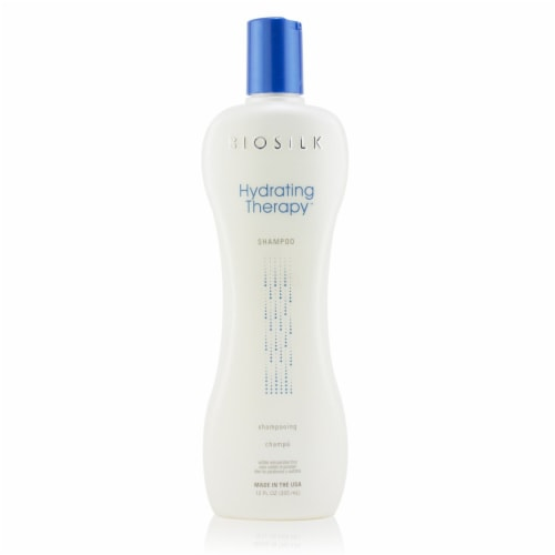 Hydrating Therapy Shampoo by Biosilk for Unisex - 12 oz Shampoo Perspective: front