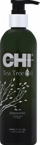 CHI Tea Tree Oil Shampoo Perspective: front
