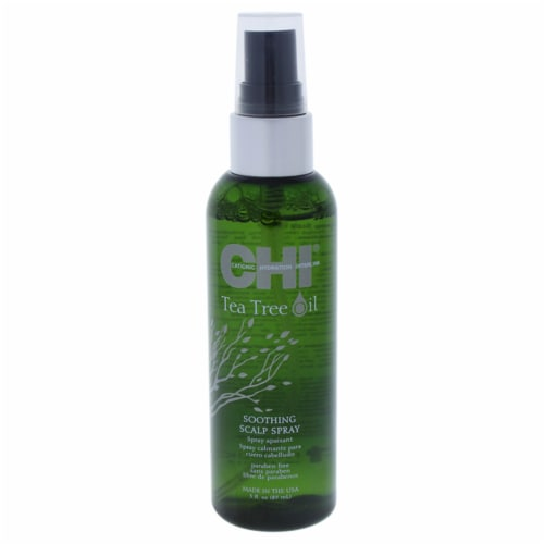 CHI® Tea Tree Oil Soothing Scalp Spray Perspective: front