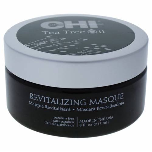 CHI Tea Tree Oil Revitalizing Masque 237ml/8oz Perspective: front