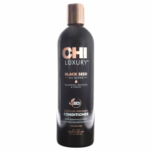 Luxury Black Seed Oil Moisture Replenish Conditioner Perspective: front