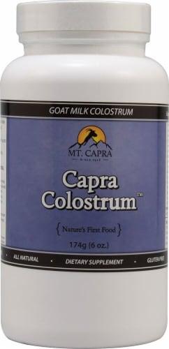 Mt. Capra Products  Capra Colostrum™ Perspective: front